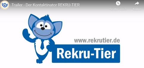 REKRU-TIER - _Der Kontaktinator_ (MLM & Network-Marketing) rekrutier
