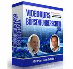 Börsenführerschein Videokurs, erfolgreichen Traden